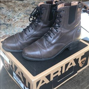 Ariat paddock boots, size 7.5